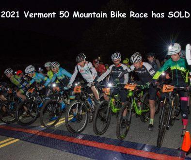 26th Annual Vermont 50 Mountain Bike or Ultra Run Race Day